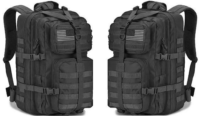 7- DIGBUG Military Tactical Backpack Rucksack