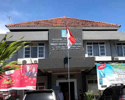 Alamat Telepon Kantor Imigrasi Kelas I Serang - Banten