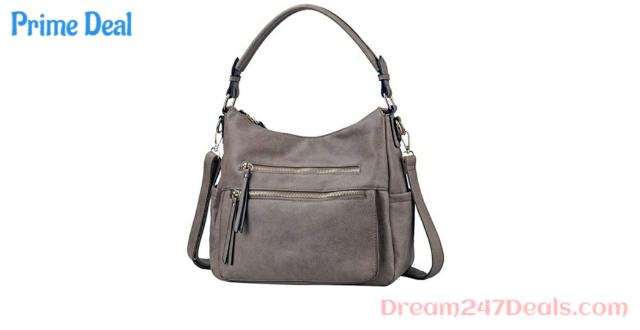 50% OFF JOYSON Multi-Pockets Shoulder Bags