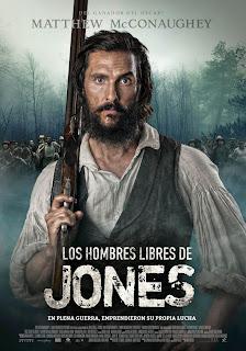 Cartel: Los hombres libres de Jones (2016)