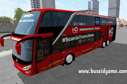 Mod Bus JB2+ Super Double Decker (SDD)