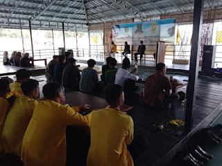 Sarasehan SEMMI Jawa Barat Dihadiri DPP Syarikat Islam Indonesia