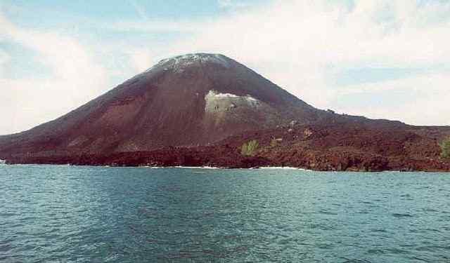 Gunung Krakatau Banten