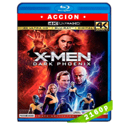 X-Men: Dark Phoenix (2019) Ultra HD BDRip 2160p Latino