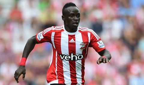 Sadio Mane đã có nhiều đóng góp cho thứ hạng của đội tuyển Southampton tại Premier League.