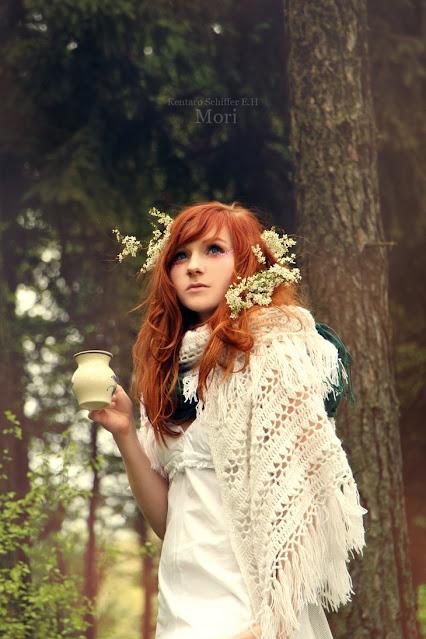 Crochet Mori Girl Inspiration
