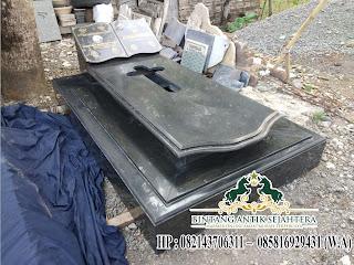Makam Granit Kristen Terbaru