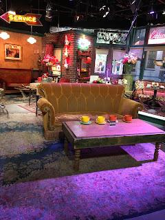 Central Perk Set Warner Bros Studio Tour