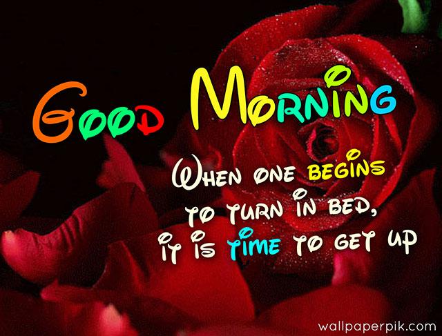 good morning motivational wishes