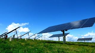 Nutzung der Sonnenenergie