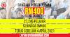 Permohonan Bantuan Persekolahan RM400 Tahun 2021 ~ Tebus Sebelum  4 April 2021