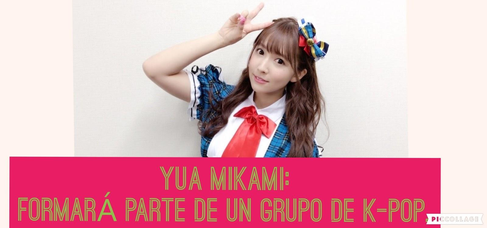 Actrices Porno Japonesas Del Momento yua mikami, actriz porno japonesa, integra un grupo de k-pop