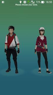 Cara Main Pokemon GO di Asus Zenfone All Series (Intel)