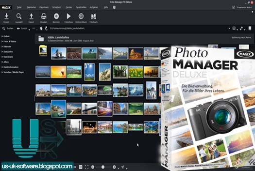 Magix Photo Manager V16 Deluxe Free Download