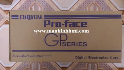 Vỏ hộp màn hình Hmi Proface GP2501-LG41-24V trong kho Auto Vina