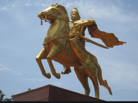 Raja Cholan History in english