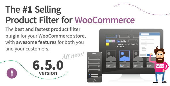 WooCommerce Product Filter v6.6.3