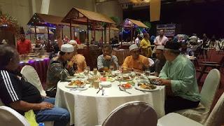 Hadir berbuka puasa bersama Pemimpin UMNO Bahagian Kuala Nerus