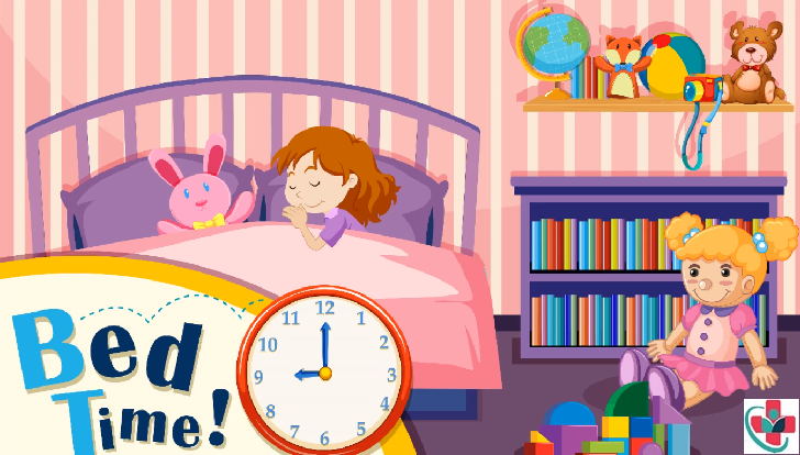 What time should kids be going to sleep and does it really makes a difference?