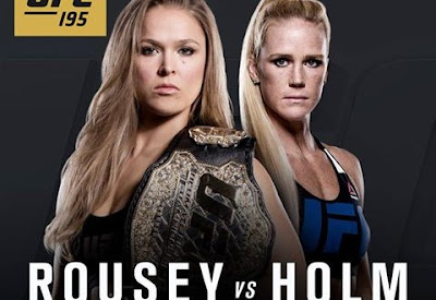 Ronda Rousey vs Holly Holm UFC 193 channels - time, date and venue