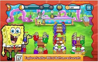 Download Game SpongeBob Diner Dash APK