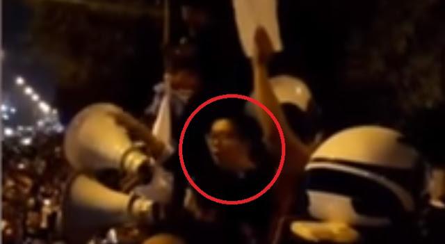 Ini Tanggapan Wanita Ahoker Yang Disurati Menteri Tjahjo Karena Orasi Sebut Rezim Jokowi Lebih Parah dari SBY