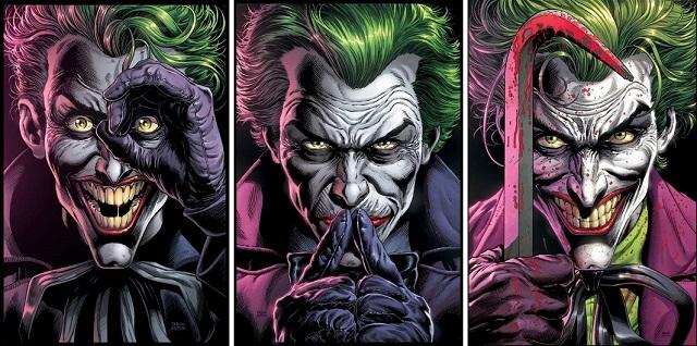 Batman: Três Coringas/DC/Reprodução