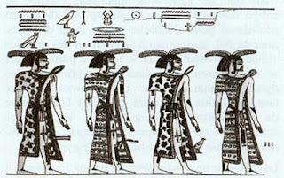بحث كامل عن الأمازيغ تاريخ وحضارة بالصور