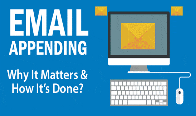 Overview of Email Appending #infographic