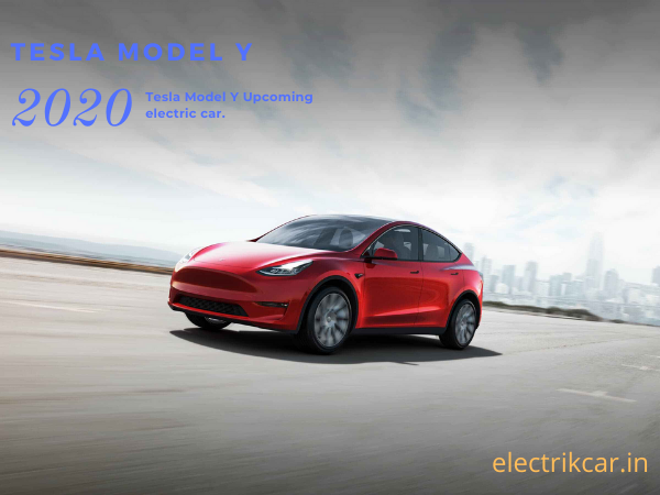 Tesla model y upcoming electric car