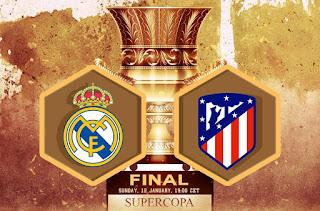نهائي السوبر الإسباني في جدة .. ثنائي العاصمة الإسبانية يتنافسون على لقب البطل .. تعرف على موعد مباراة ريال مدريد وأتليتكو مدريد والقنوات الناقلة