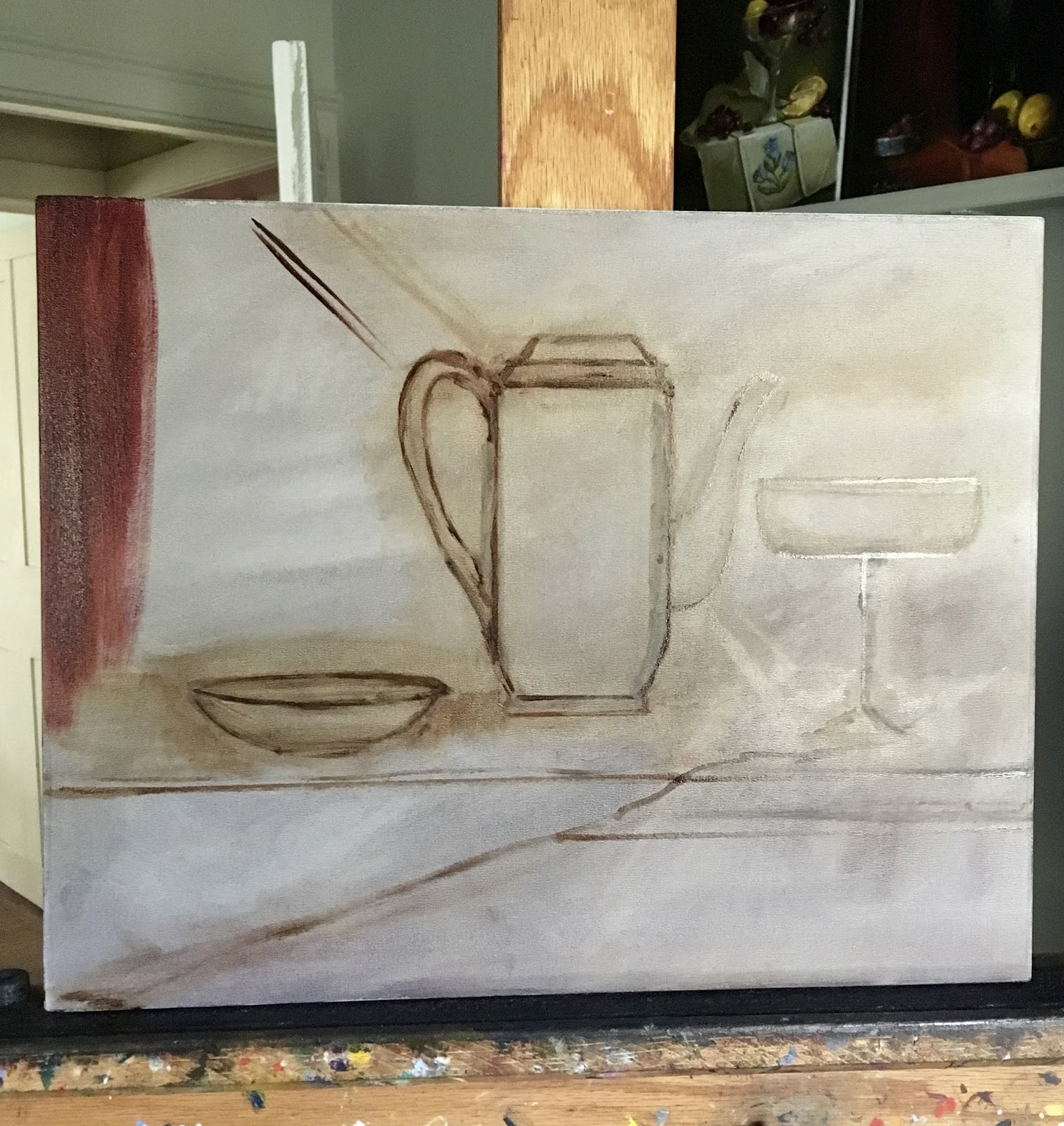 Can Drawing Still Lifes Help With Art Block
