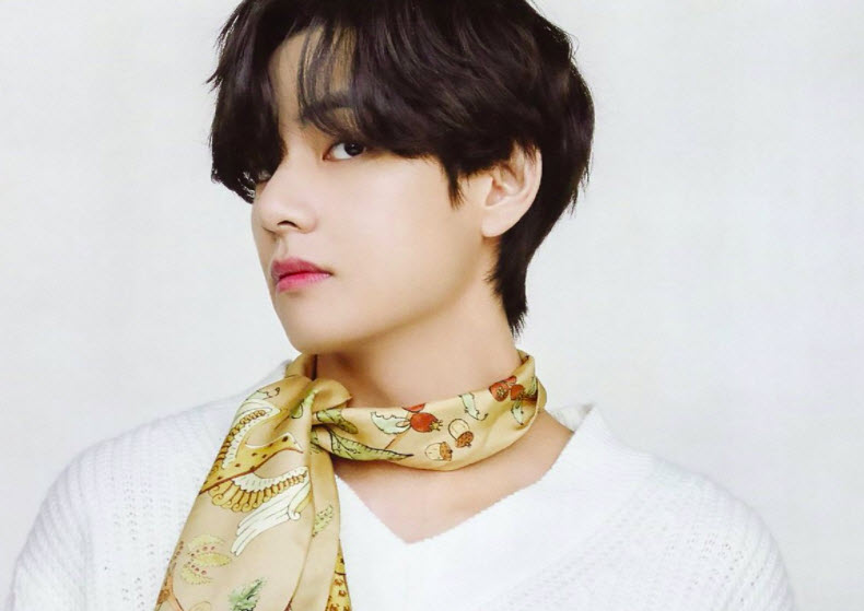 Bts's v was a victim of bullying during his student time