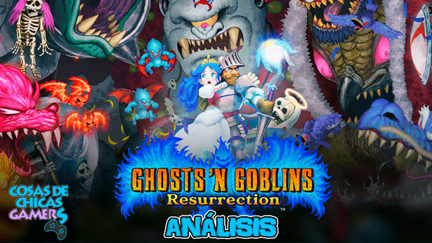 Análisis de Ghost and Goblins Resurrection para Nintendo Switch