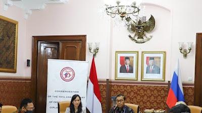 KBRI Moskow Jembatani Kerja Sama Sektor Energi Antara Indonesia dan Rusia