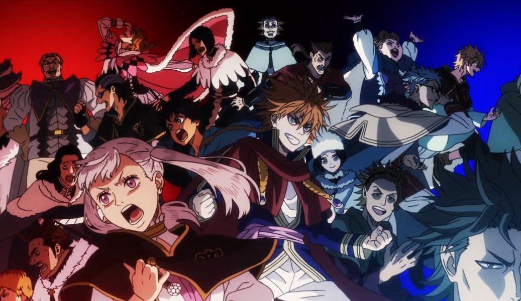 Black Clover 223 Misteri Keluarga Gordon Dan Megicula Animenyus Com Berita Anime Dan Jepang