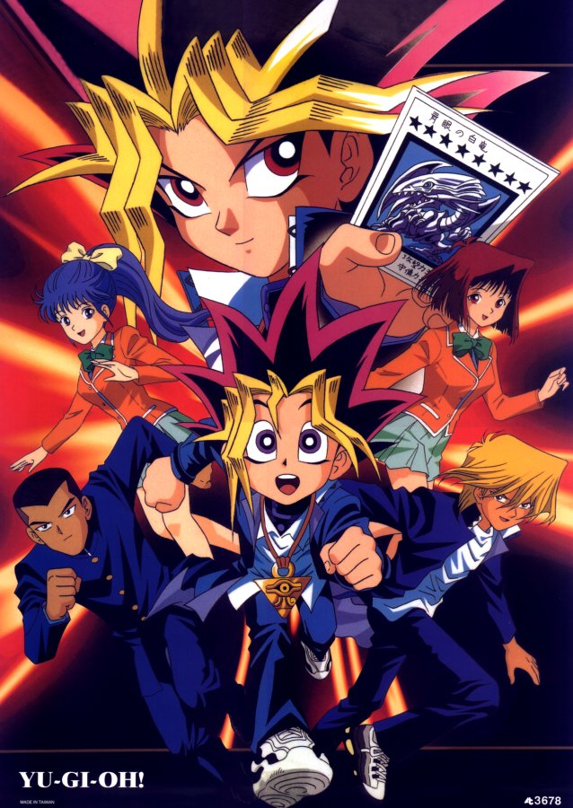 Yu-Gi-Oh! Serie Completa Subtitulado (1998)