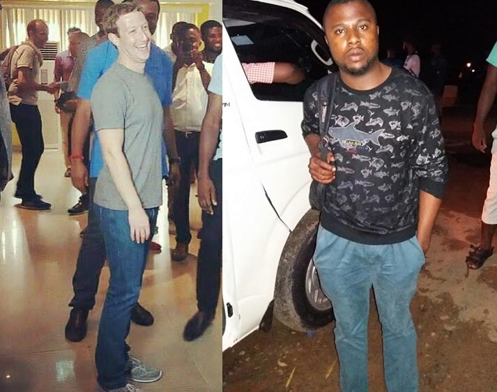 I'll meet you if your post gets 200k shares - Mark Zuckerberg tells Nigerian