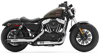Spesifikasi Harley Davidson Forty-Eight