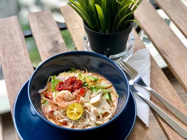 Resepi Laksa Sarawak Pes Haji Manan Mudah Dimasak Dan Sedap!
