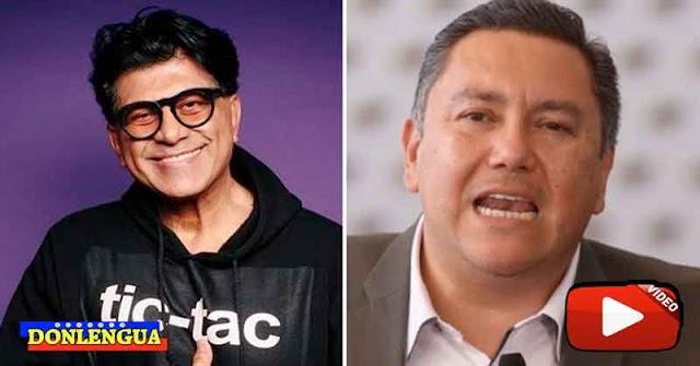Franklin Virgüez se burló del alacrán Javier Bertucci tras ser expulsado de EEUU