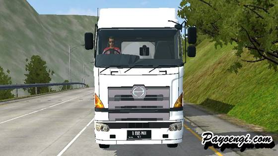 mod hino 700 tangki trailer