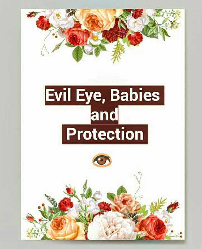 All About Evil Eyes, Babies and Protection 😈👿