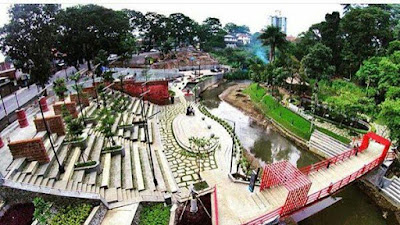 Amphitheater Teras Cikapundung Bandung