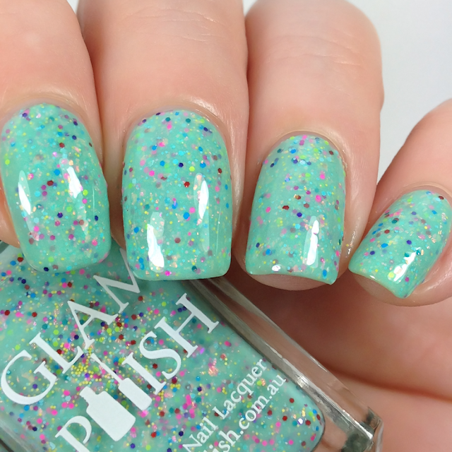 Glam Polish-The Wilderness Must Be Explored!