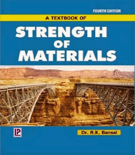 Strength of Material-by R K Bansal pdf. Book