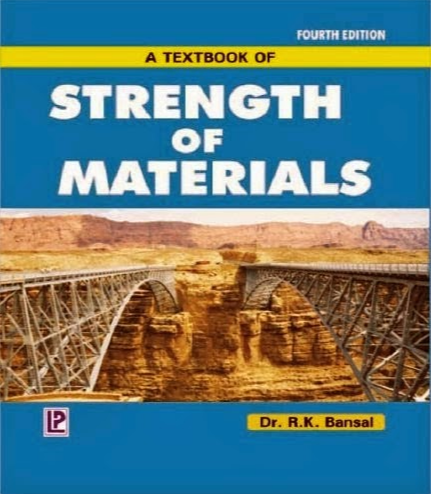 A Text Book of Strength of Material-by R. K. Bansal pdf. Book Free Download