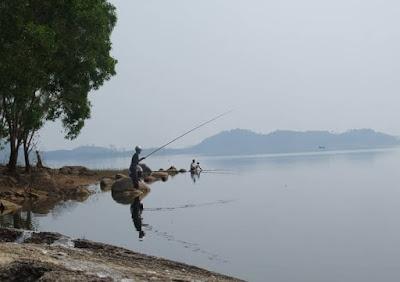 Tháng 11 đi câu cá gì