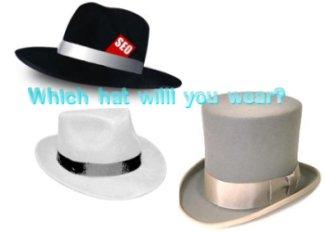 GRAY HACKING HAT