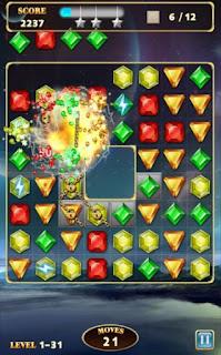 Jewels Star 3 Apk v1.10 Mod (Ad-Free)